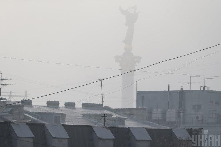 Синоптик предупредил, что в Киеве похолодает и выпадет снег