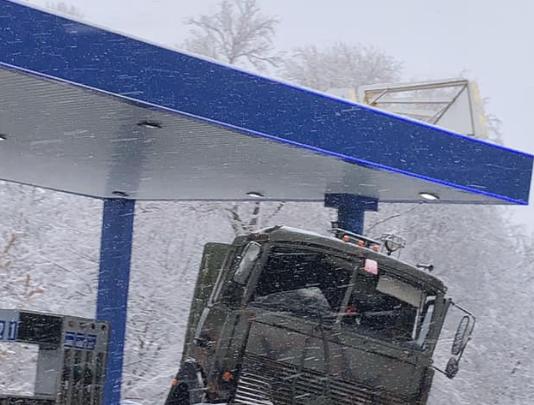 В Харькове произошла серьезная авария - Новости Харькова