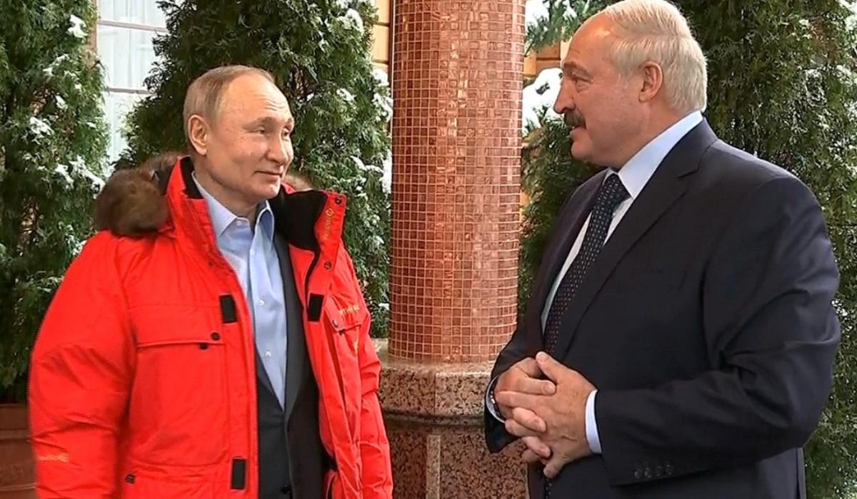 Что происходит в Беларуси - Войска РФ уже в Беларуси