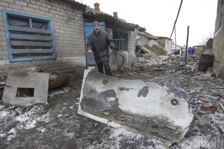 Война, Донбасс