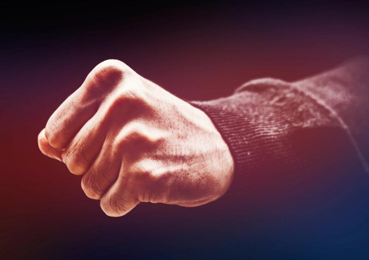 кулак, драка, избиение