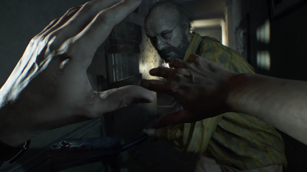 Скриншот из игры Resident Evil 7: Biohazard