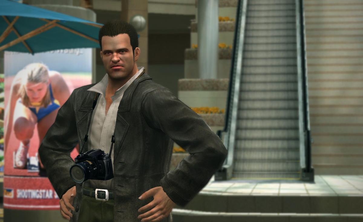 Официальный скриншот из Dead Rising