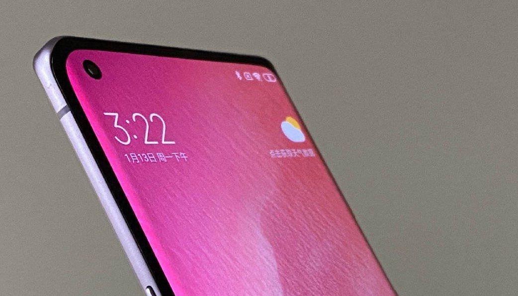 Внешний вид Xiaomi Mi 10