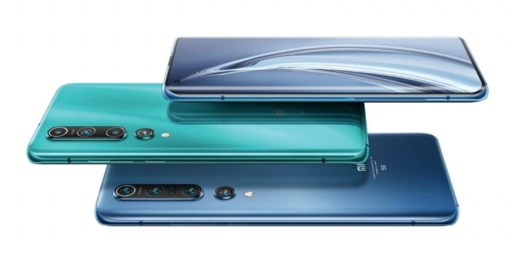 Официальный тизер серии смартфонов Xiaomi Mi 10