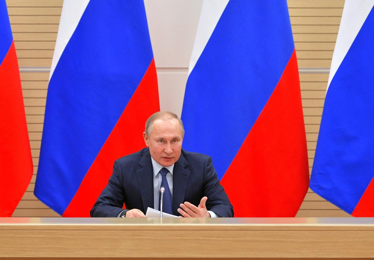 Владимир Путин категорично против появления в РФ родителей №1 и №2 - Новости России