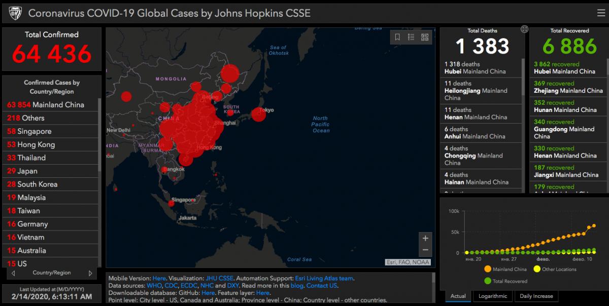 Число жертв коронавируса рекордно возросло: свежие данные