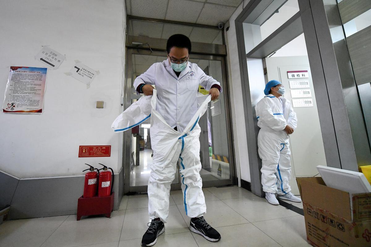 В Пекине из-за нового вируса для всех прибывших ввели карантин