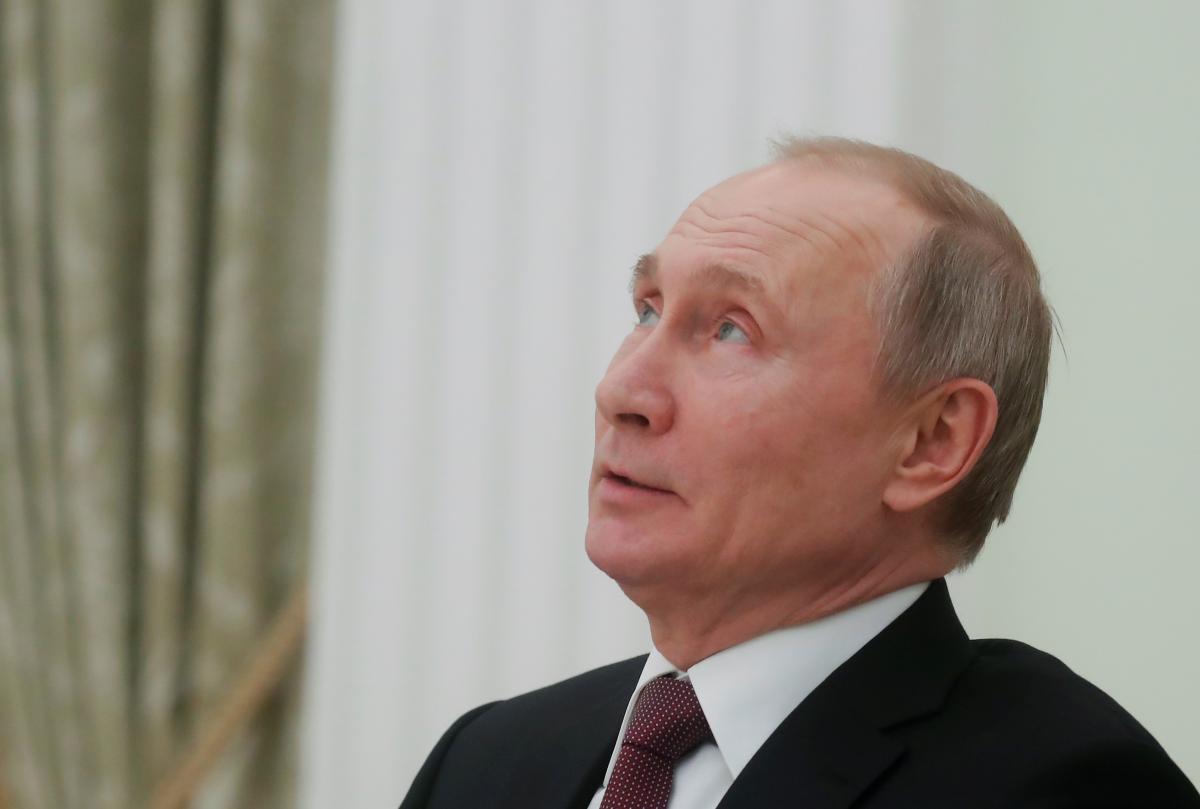 Політолог сказав, що Володимир Путін припустився величезної помилки - Путін 2020