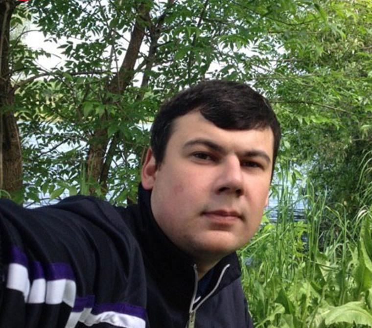 Ефим Ефимов напал на храм в Москве