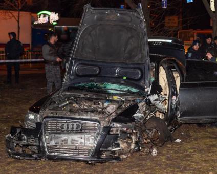 В Днепре злоумышленники скрывались от полицейских на Audi и сбили насмерть мужчину – Новости Днепра