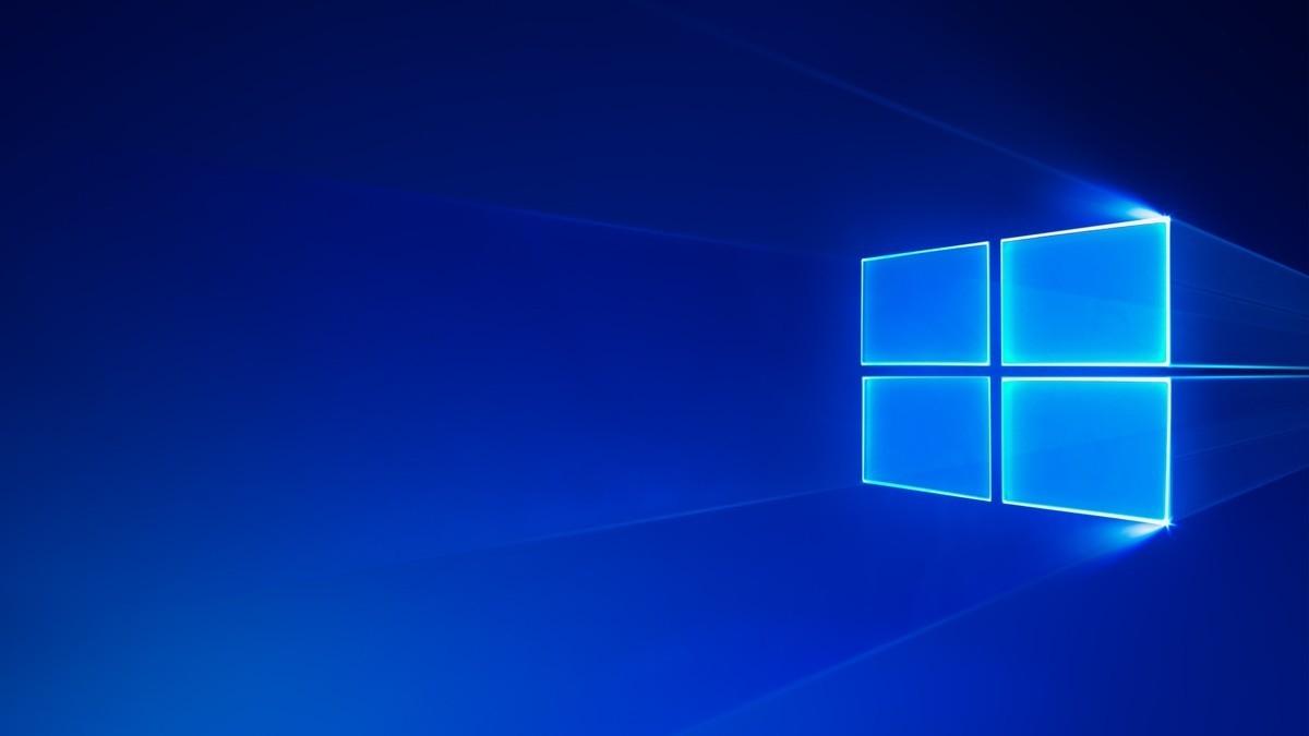 Официальный логотип Windows 10