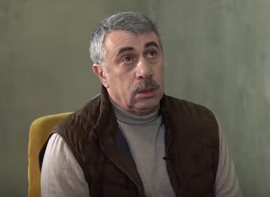 Євген Комаровський підкреслив, що молоко не шкодить організму – Євген Комаровський