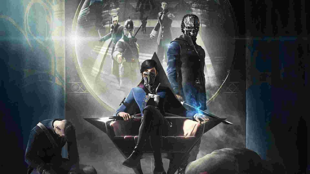 Офіційний арт Dishonored 2 / Arkane Studios