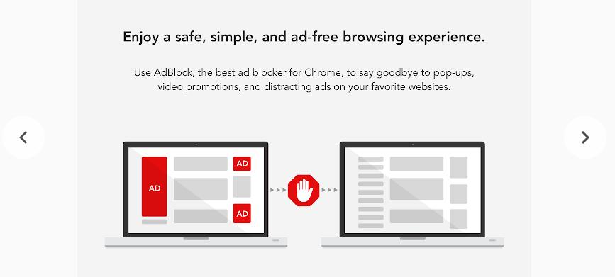Пример возможностей AdBlock