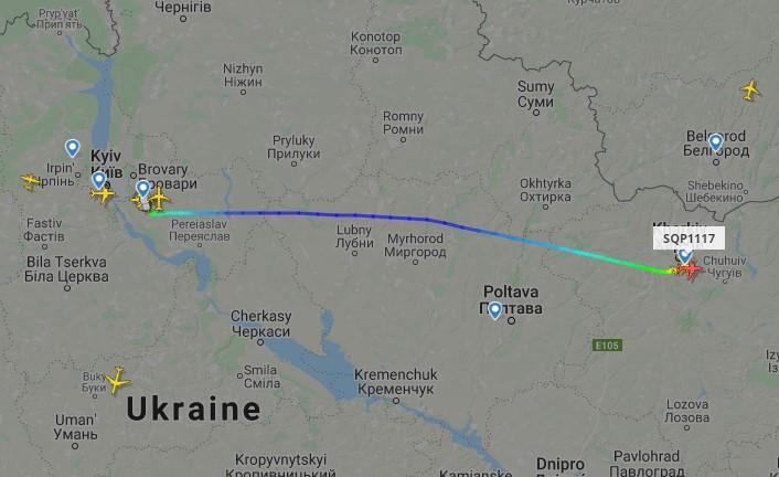 В Харькове приземлился самолет с украинцами из Уханя