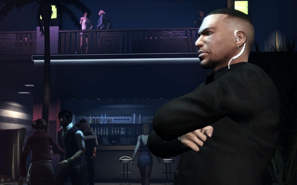 Кадр из игры Grand Theft Auto IV: Complete Edition
