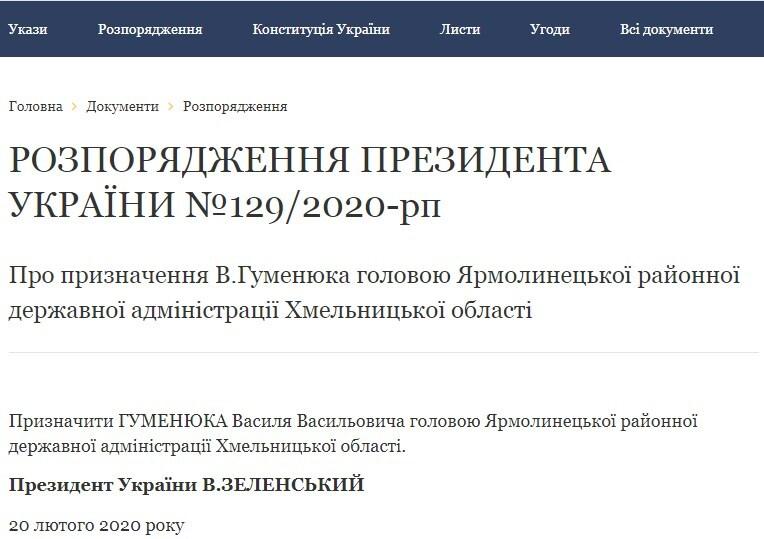 Любитель женской груди: известный комик возглавил РГА в Хмельницкой области