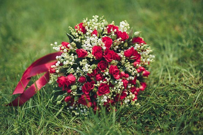 Какие цветы дарят на 8 марта фото букета для любимой девушки и жены