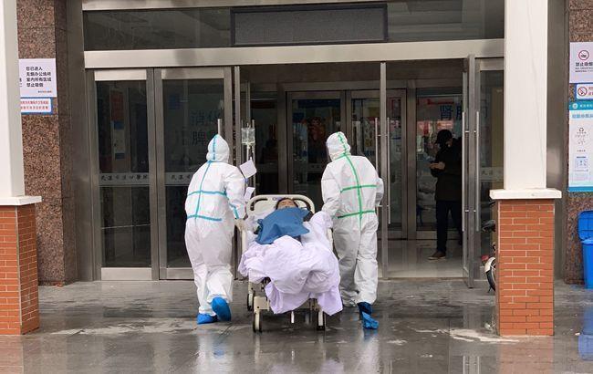 Пандемия китайского коронавируса