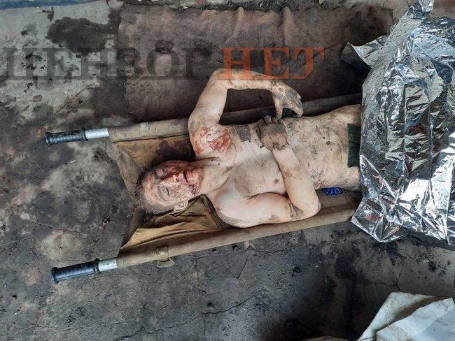 Ликвидированный боевик Андрей Лазарев из 4-й бригады ВС РФ / censor.net.ua