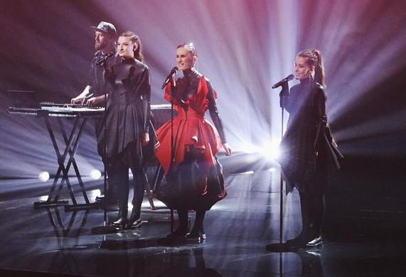 Кто поедет на Евровидение - Go-A биография