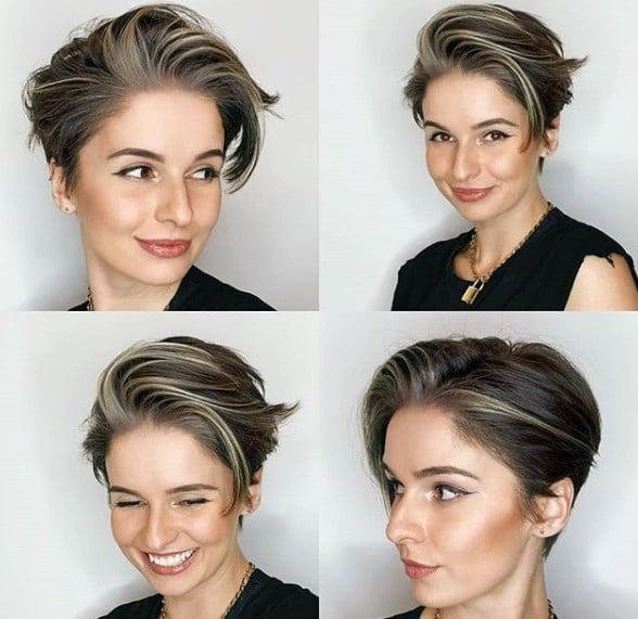 Жіночі стрижки для круглого обличчя
