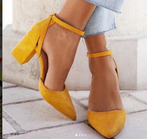 Жіноче взуття 2020 весна