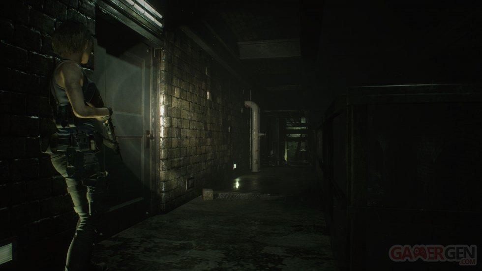 Кадр из игры Resident Evil 3 Remake