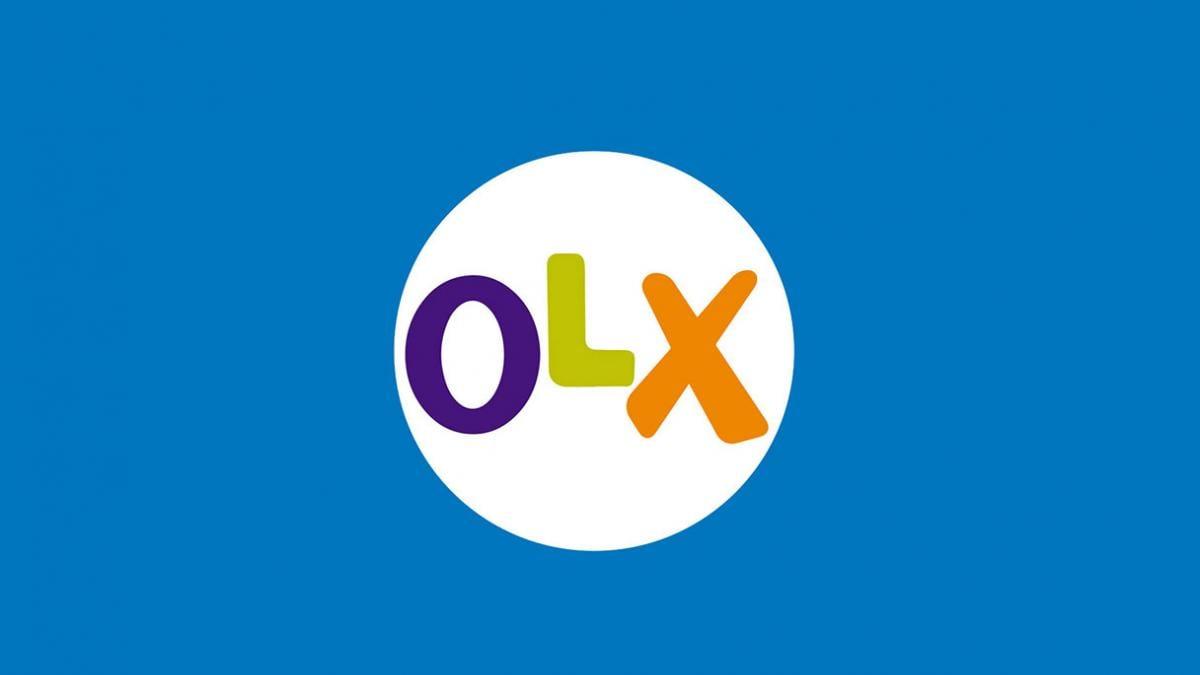 Логотип OLX
