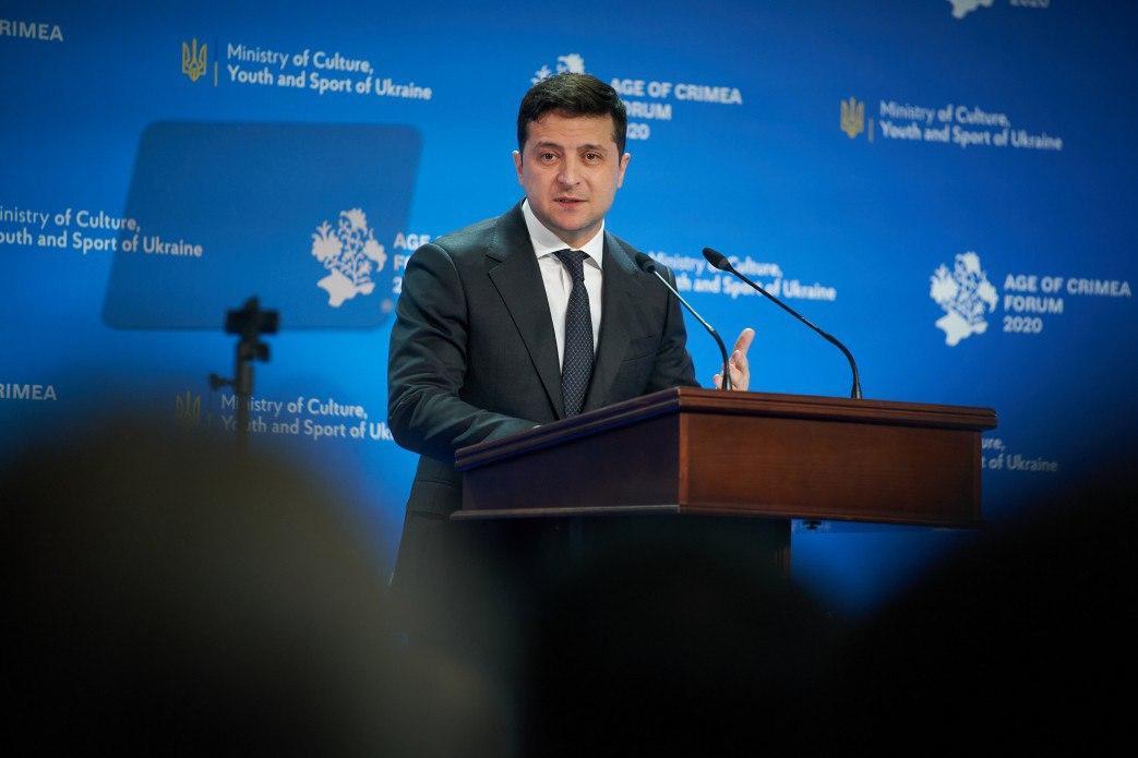 Коронавирус в Украине – Новости о ценах, КПП и масках огласил Зеленский