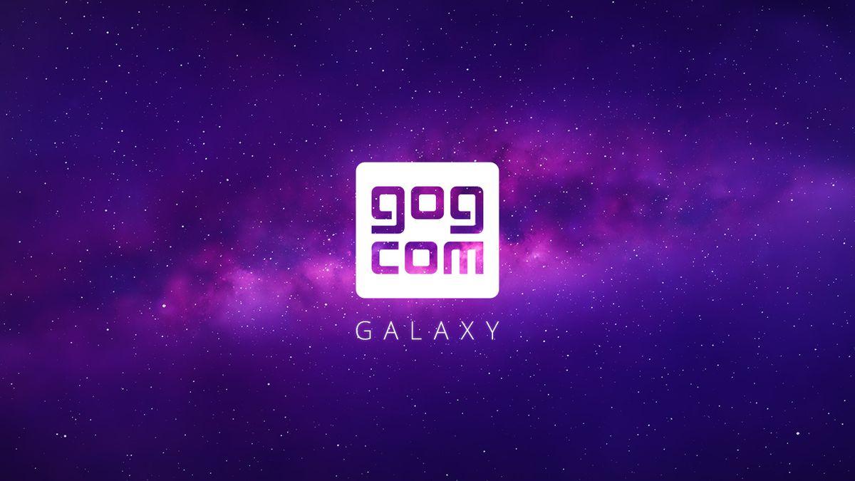Официальный логотип магазина GOG