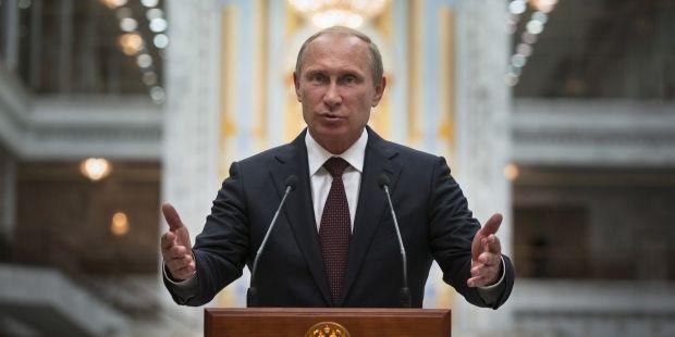 Путин назвал свой главный страх