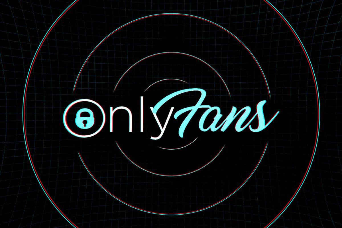 Логотип OnlyFans