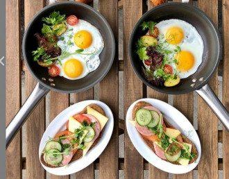 Не всякий завтрак полезен для здоровья / Instagram