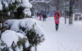 Синоптик - Зима 2020 активізувалася - де погода в Україні насипле снігу
