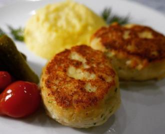 Вкуснейшие рыбные котлеты из хека можно приготовить и на пару, и в духовке - Рыбные котлеты