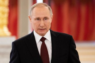 Хармс вважає, що Путін втручається у внутрішні справи білоруської держави – Путін Білорусь новини