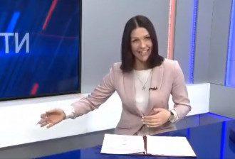 Телеведущая камчасткого телеканала высмеяла льготы / скриншот из видео