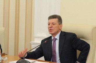 Козак хочет нормандские переговоры на Донбассе