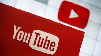 Официальный логотив YouTube