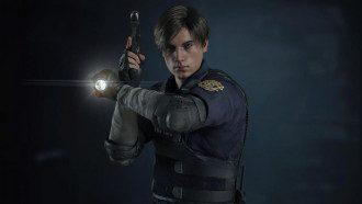 Леон Кеннеди, главный герой Resident Evil 2