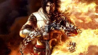 Официальный арт Prince of Persia: The Two Thrones