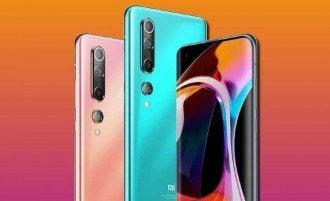Официальный дизайн Xiaomi Mi 10
