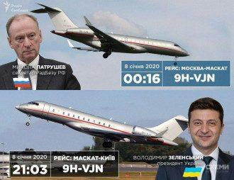 В расследовании о встрече Зеленского и Патрушева нет доказательств кроме ссылок на анонимные источники