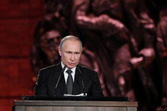 Эксперт сказал, что Владимир Путин хочет, чтобы все смирились с аннексией Крыма – Путин новости