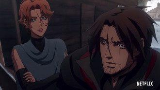 Castlevania 3 сезон