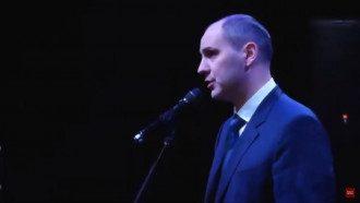 Губернатор пожелал россиянам войны / Фото: скриншот