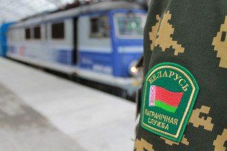 Беларусь, пограничники