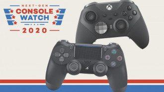 Геймпады PS4 и Xbox One